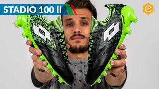 Nuova STADIO 100 II - La scarpa da calcio storica di Lotto si rinnova