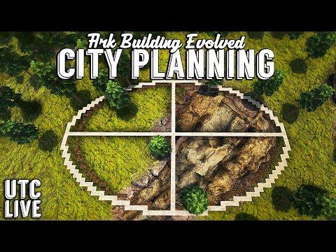 Saturday Morning Ark w/ UTC :: Let's Build A Viking City! :: Ark Building Evolved Live Stream Replay