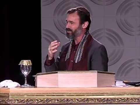 Rabbi as Guest Speaker at Impact Ministries