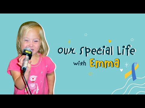 Emma Has Down Syndrome and a Big, Loving Family! - The Mutz Family - Our Special Life - Episode 10