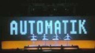 Kraftwerk - Wir Sind Die Roboter (Live)
