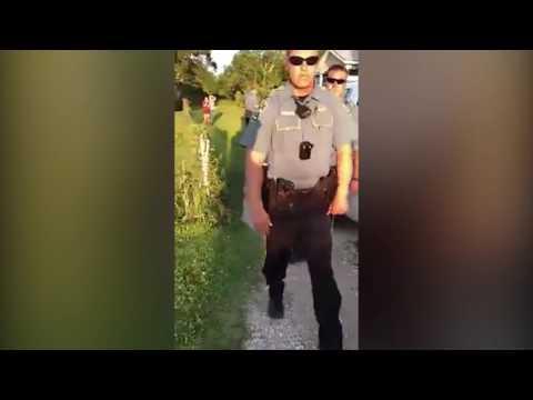 Terrebonne Parish deputy threatens handcuffed suspect