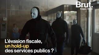 La nouvelle campagne choc de OXFAM sur l'évasion fiscale