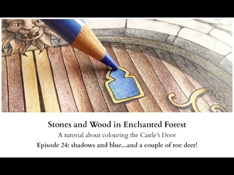 Stones and Wood in Enchanted Forest - Episode 24