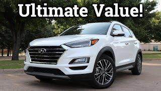 Is the Refreshed 2019 Hyundai Tucson the BEST VALUE in the Class?