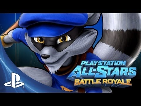 PlayStation All-Stars Battle Royale - Fat Princess & Sly Cooper Trailers - 0 - PlayStation All-Stars Battle Royale – Fat Princess & Sly Cooper Trailers