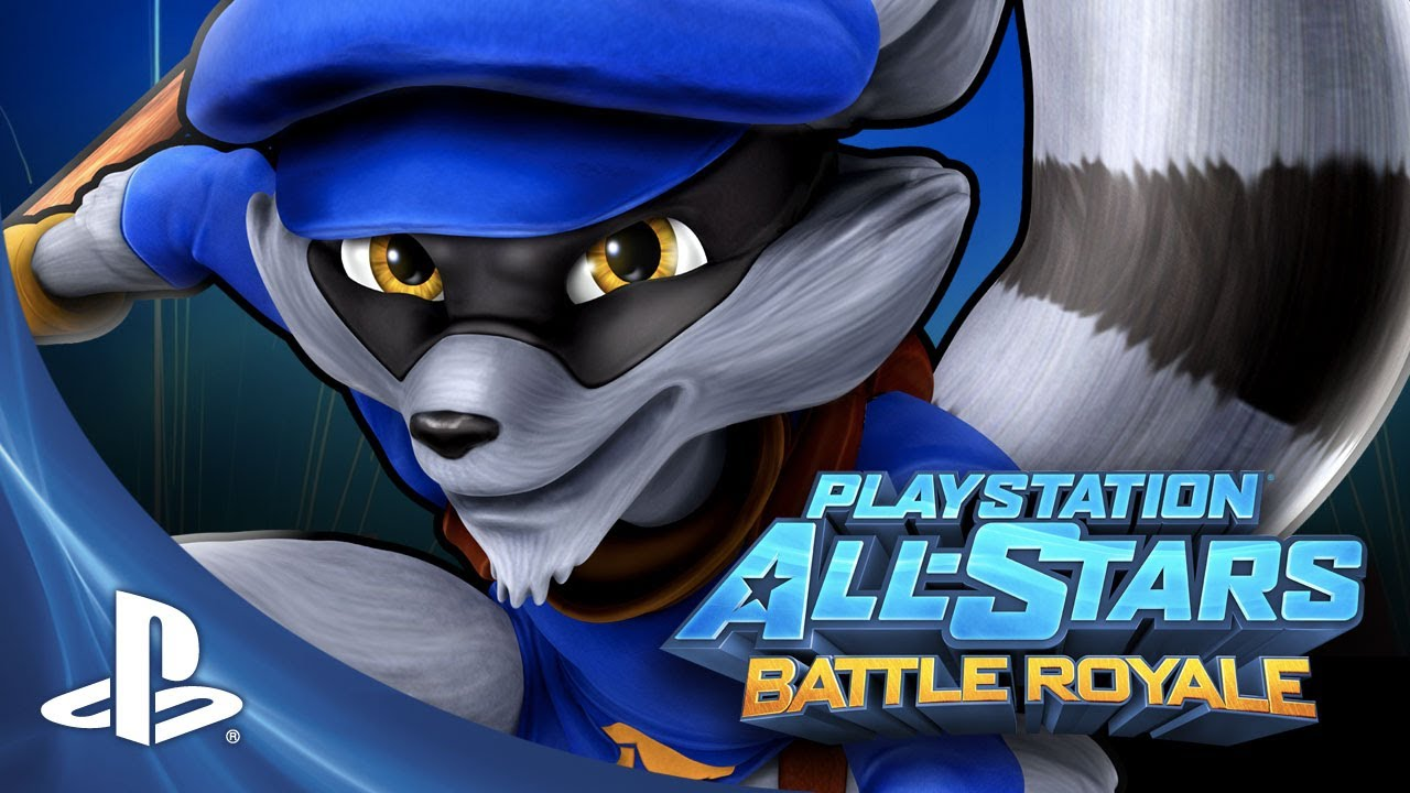 Image result for ps all stars sly cooper
