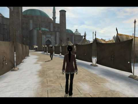 let's play Dreamfall the longest journey 33 |