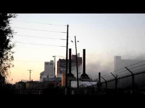 Building Implosion - Imperial Sugar (Sugar Land, TX)