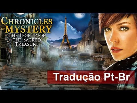 Chronicles of Mystery - The Legend of the Sacred Treasure - Tradução Pt-Br