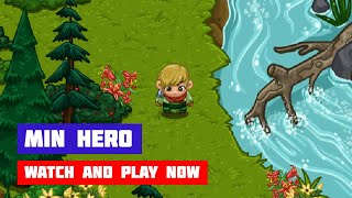 Min Hero: Tower of Sages · Game · Gameplay