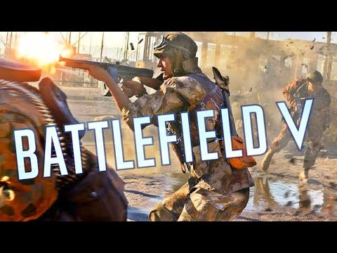 Stadt Kampf Extrem ★ BATTLEFIELD V ★ Battlefield 5 Beta ★ Live #14 ★ Gameplay Deutsch German thumbnail