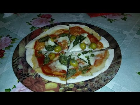 Неаполитанская пицца рецепт Neapolitan pizza recipe