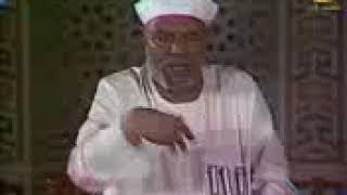 الشيخ الشعراوي وشعر/لأحمد شوقي