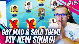 FIFA 19 I GOT MAD & SOLD MY PLAYERS TO BUY THESE INSANE SPECIAL CARDS for FUT CHAMPIONS