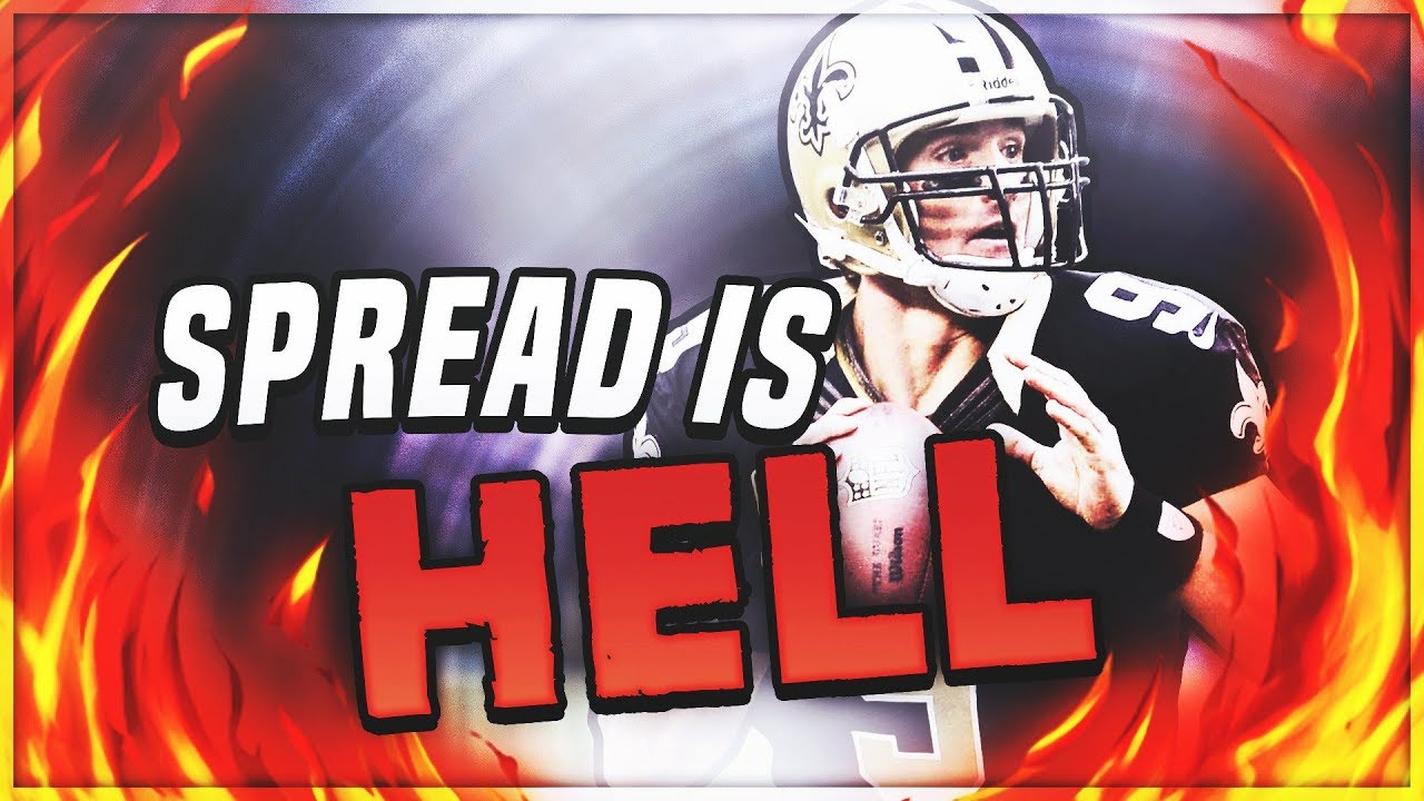Unstoppable Pass Play   Spread Is HELL!!! Madden 19 Tips