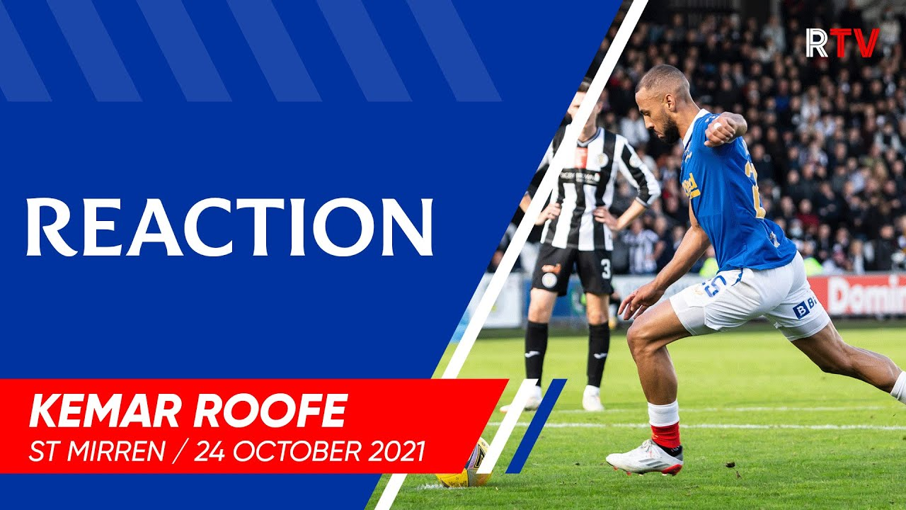 Download REACTION | Kemar Roofe | 24 Oct 2021