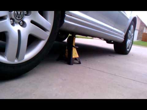 DIY: Volkswagen mk4 jetta/golf/gti radiator flush part 1