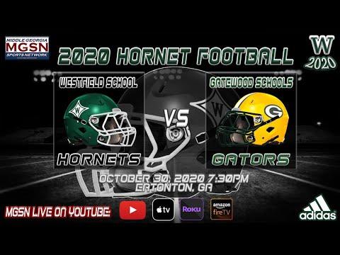 Westfield School Hornets vs. Gatewood Schools Gators