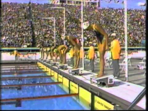 1984 Olympic Games Swimming - Women