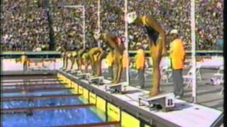 1984 Olympic Games Swimming - Women