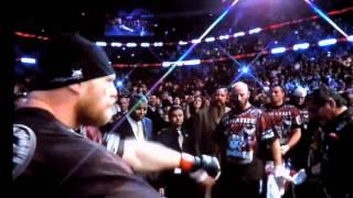 UFC 121 Brock Lesnar