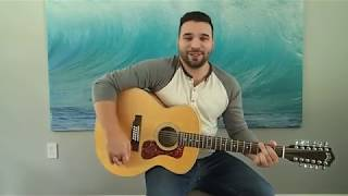 Guild F2512e Westerly Series 12-String acoustic guitar REVIEW