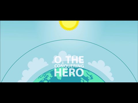"The Ozone Song by UNEP - ""30 years of healing the ozone together"" Thanks to the Montreal protocol"
