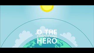 """The Ozone Song by UNEP - """"30 years of healing the ozone together"""" Thanks to the Montreal protocol"""