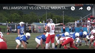 WILLIAMSPORT VS CENTRAL MOUNTAIN 2019