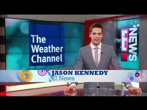 E! News Jason Kennedy wishes TWC a Happy 30th