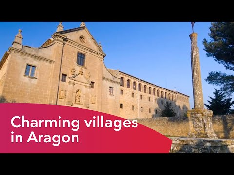 Charming villages in Aragon