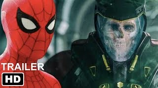 MARVEL Confirms Spider-Man Far From Home Trailer #2 RELEASE DATE