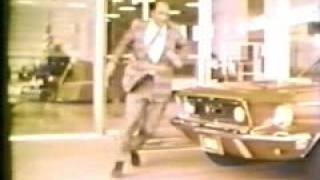 68 Mustang Commercial