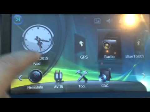 Super Cheap Car Multimedia with WinCE System