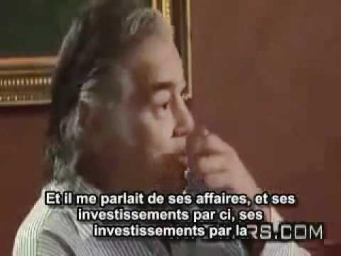L'interview d'Aaron Russo - Le Monde Doit Savoir