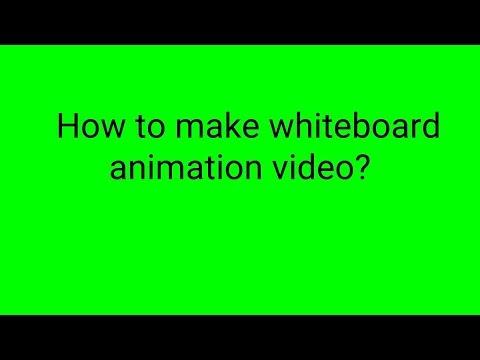 Whiteboard animation Bangla Tutorial