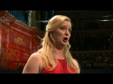 Lucy Crowe, Handel - Samson, 'Let the bright Seraphim' and final