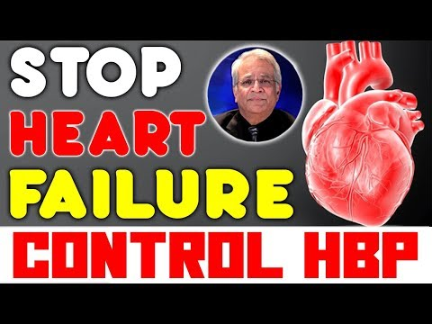 High blood pressure and heart disease | Stop Heart Failure | High Blood Pressure Management
