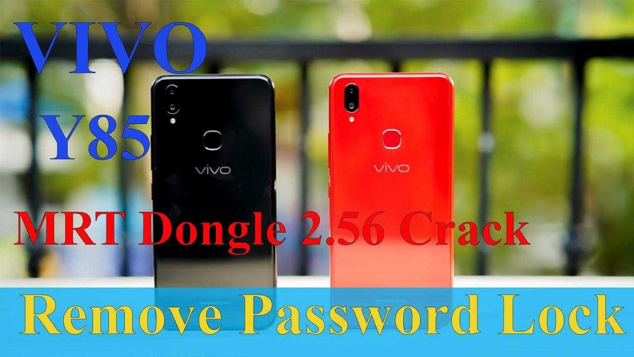 VIVO Y85 (V1726) Remove Password Lock By MRT Dongle 2 56 Crack
