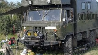 #232. GAZ 66 Tuning [RUSSIAN CARS]