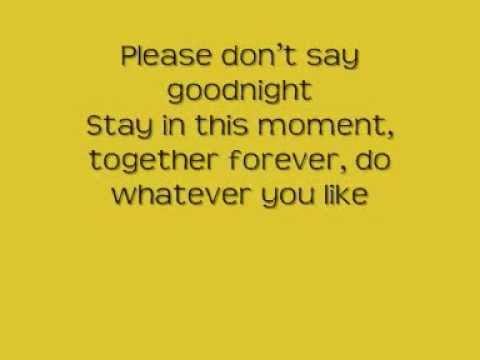 Ramzi - Say Goodnight (Lyrics)