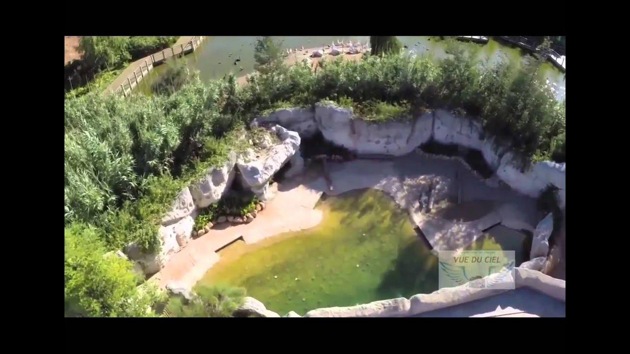 Le jardin zoologique de rabat une vue panoramique in dite youtube - Vue de jardin ...