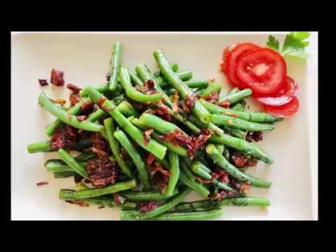 Easy Green Bean Side Dish