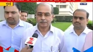 Repeat youtube video Mumbai : Appasaheb Dharmadhikari On Swach Bharat Abhiyan