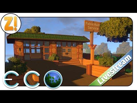 Eco: Unsere Industriehalle 🔴   #19   Let's Play [DEUTSCH]