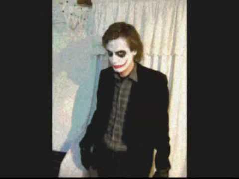 The joker sesi n fotogr fica youtube - Disfraz joker casero ...