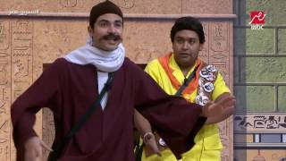 تقليد مدحت شلبي في مسرح مصر 2017 HD