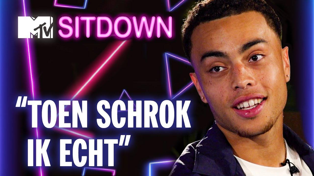 """SERGINO DEST: """"IK WIL EEN STER WORDEN""""   MTV Sit Down"""