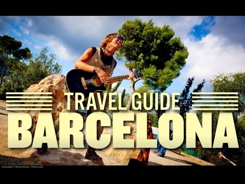 Barcelona Spain Travel Guide Top Attractions Highlights 2016 Must See & Do